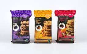 traidcraft takes a bite out of the luxury cookie market creative