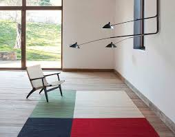Large Contemporary Rugs Fashion Designer Sybilla Creates New Mélange Collection Of