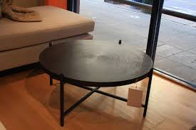 crate and barrel accent tables coffee table crate and barrel glass top coffee table metal ebay