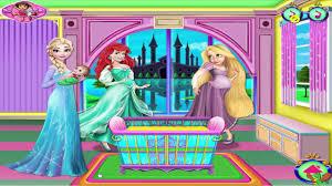 princesses baby room decor game disney princess video games for