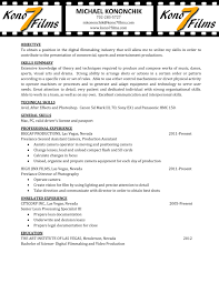 Managing Editor Resume Videographer Resume Resume Cv Cover Letter