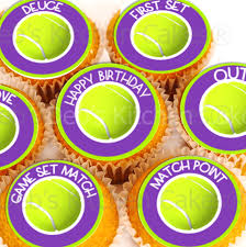 tennis cake toppers cake toppers sports hobbies tennis tennis birthday