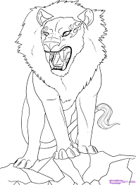 draw lion free download clip art free clip art