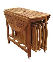 fresh amazing folding dining room table 16375