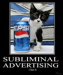 Advertising Meme - subliminal advertising cat meme cat planet cat planet