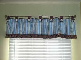 Nursery Valance Curtains Nursery Valance W Buttons Nursery Ideas Pinterest