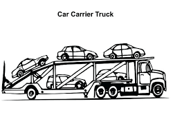 jet truck coloring page cars and trucks coloring pages castvertising com