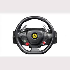 thrustmaster 458 review thrustmaster 458 italia xbox 360 pc 4460094 ocuk