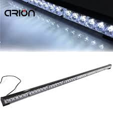 48 inch led light bar 48 led light bar hommum com