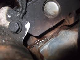 coolant leak under cylinder head taurus car club of america