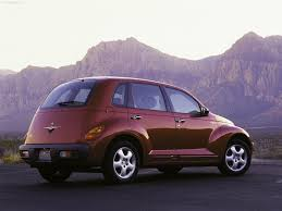 chrysler pt cruiser 2001 pictures information u0026 specs