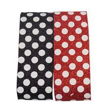and white polka dot ribbon buy polka dot organza ribbon and get free shipping on aliexpress