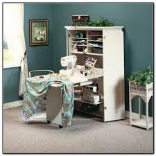 diy craft armoire with fold out table storage armoire for craft storage with craft sewing machine
