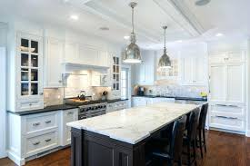 kitchen island countertop overhang kitchen island with granite countertop bloomingcactus me