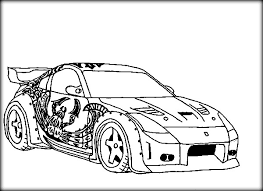 Race Car Coloring Pages Printable For Adults Color Zini Car Coloring Pages Printable For Free