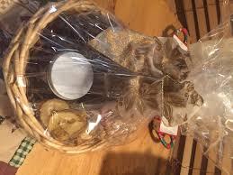 gift basket wrap easter gift baskets farm2mountain