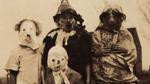 scary vintage halloween costumes youtube