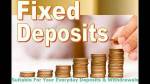 fixed deposit interest rate 603 2034 5034 youtube