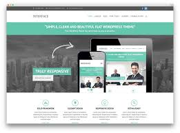 30 free responsive corporate themes for startups