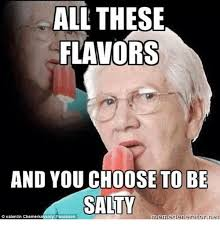 Facebook Meme Creator - all these flavors and you choose to be salty meme generator met co