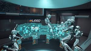 lone echo multiplayer is ender u0027s game meets ultimate frisbee in vr