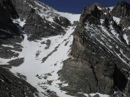 Longs Loft Route Longs Peak