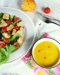 la m馘ecine passe par la cuisine vinaigrette mangue et orange pour salade estivale salade estivale