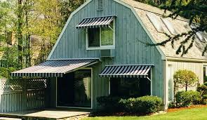 Electric Awning For House Retractable Awnings Awnings Shade And Shutter Systems Inc