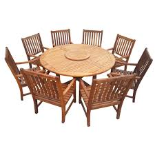6ft Round Dining Table Large Round Dining Table With Lazy Susan Best Dining Table Ideas