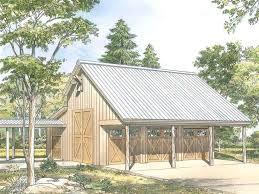 Barn Style Garage 29 Best Barn Plans Images On Pinterest Horse Barn Plans Horse