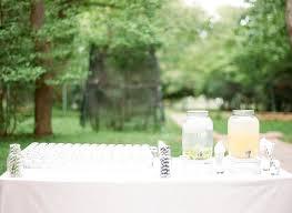 outdoor wedding ideas for spring weddings in washington dc
