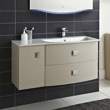 Hudson Reed Bathroom Furniture Hudson Reed Sarenna 1000mm Wall Hung Cabinet Basin