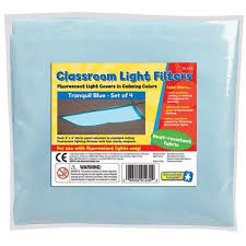 fluorescent light filters for classrooms classroom light filters set of 4 fluorescent light covers