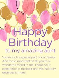 15 best birthday cards for aunt images on pinterest birthday