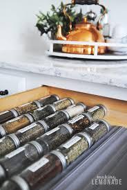 The Best Ways To Organize - the best way to organize herbs u0026 spices making lemonade