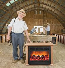 Amish Electric Fireplace Ideas Amish Electric Fireplaces Heat Surge Fireplace Heater