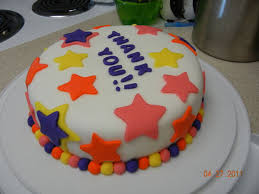 How To Make Sugar Glue Cake Decorating Basic Fondant Cake 5 Steps With Pictures