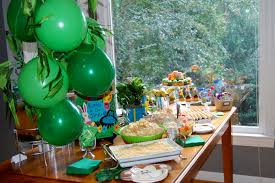 Australian Themed Decorations - jungle theme party decorations decorating of party