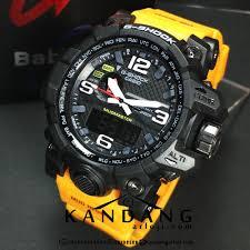 Harga Jam Tangan G Shock Original Di Indonesia jual g shock gwg 1000 mudmaster kuning kw 1 jamtangansby