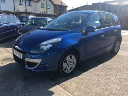 used renault scenic mpv 1 5 dci fap expression 5dr in moreton