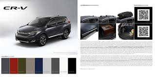 american honda motor co inc honda cr v mk5 latin caribbean brochure 2017 flickr