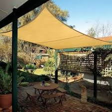 Shade Backyard Shade Sails Installation Tips Awesome Idea Just Use A King Size