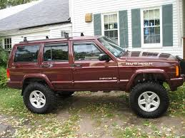 lifted bmw my 2001 jeep cherokee 005 my jeep mrs beasley flickr