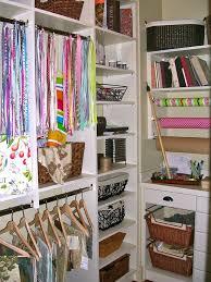 Craft Room Closet Organization - 439 best home life craft rooms u0026 art studios images on pinterest
