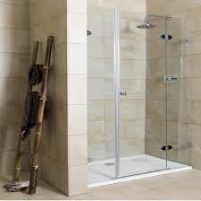 Bathroom Shower Door Replacement by Bathroom Shower Door Frameless Glass Roswell 006 Jpg Bathroom