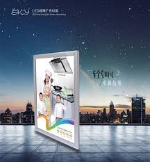light boxes for photography display high quality ultra slim product photography light box display