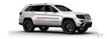 3dtuning of jeep grand cherokee suv 2014 3dtuning com unique on