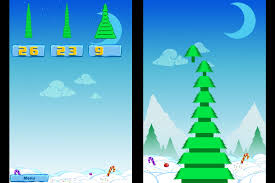Decoration Christmas Tree Games by The Biggest Christmas Tree Iphone U0026 Android Arcade Games Playtomax