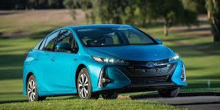 toyota prius 2017 toyota prius vehicles on display chicago auto show