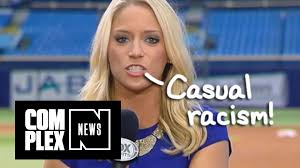 news anchor in la hair fox sports anchor gets fired for racist comments youtube